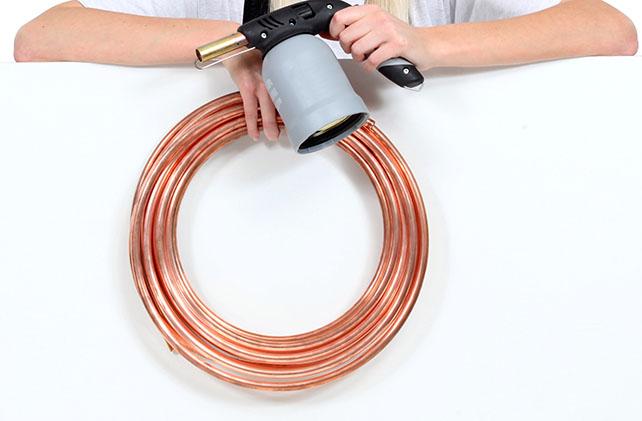 Copper Coil - Air conditioner