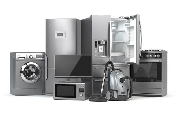 Essential home appliances